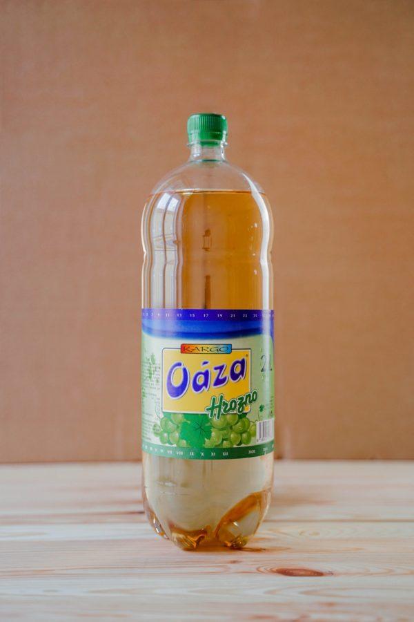 Limonáda Oáza s príchuťou hrozno