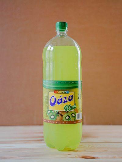 Limonáda s príchuťou Kiwi